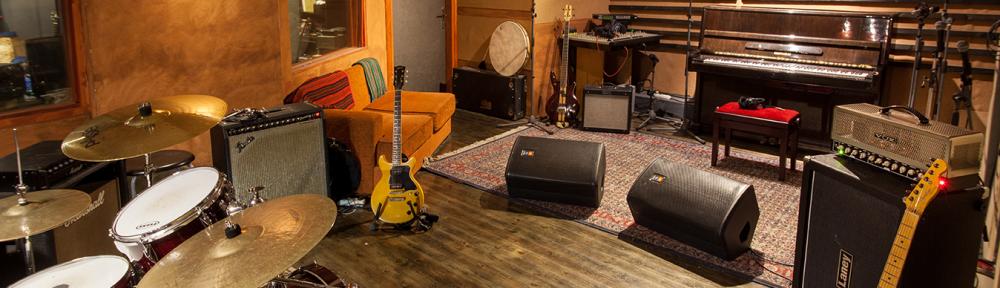 live recording room